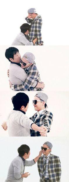 "G-Dragon (Kwon Ji Yong ) ♡ #BIGBANG on ""Weekly Idol"" Preview"