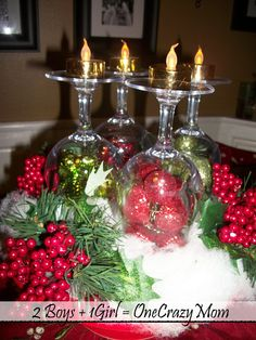 Make your own #Advent Wreath