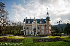 Chateau of Huizingen via CheeseWeb
