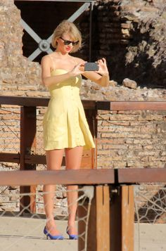 Taylor in Rome, Italy 6.27.16