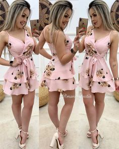 Swag Outfits For Girls, Girly Outfits, Simple Outfits, Chic Outfits, Pretty Outfits, Summer Outfits, Summer Dresses, Sexy Dresses, Casual Dresses