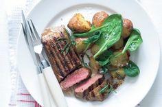 Balzamikové jehněčí na rozmarýnu Cooking Tips, Steak, Food And Drink, Beef, Meat, Steaks, Cooking Hacks