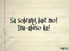Yan tayo eh Tagalog Quotes, Pinoy