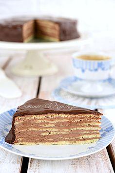 Vanilla Cake, Tiramisu, Food And Drink, Sweets, Homemade, Snacks, Meals, Chocolate, Cooking