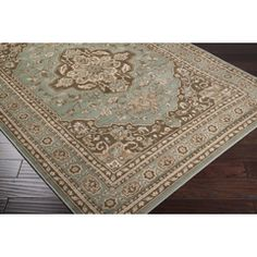 Just took delivery of this beautiful rug I bought for practically nothing on Joss & Main. Mine is 10x13. PAR-1006 - Surya | Rugs, Pillows, Wall Decor, Lighting, Accent Furniture, Throws
