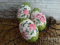, Faberge Eggs, Egg Art, Easter Crafts, Decoration, Easter Eggs, Projects To Try, Fancy, Spring, Creative