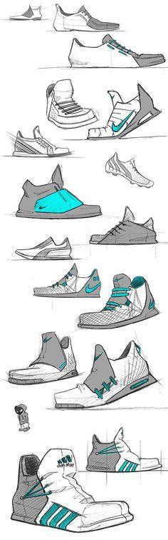 Karakter Giysi - Ayakkabılar 1 / Character Clothes - Shoes 1 | Find us on > https://www.facebook.com/maviturta , https://instagram.com/maviturta/ , https://twitter.com/maviturta , https://www.facebook.com/groups/maviturta/ #draw #drawing #giysi #clothes #ayakkabı #shoes #karaktertasarımı #characterdesign #sketch #sketching #eskiz #cizim #art #digitalart #digitalpainting #digitalrenklendirme