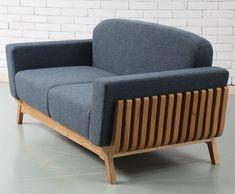 Blue Sofa, Sofa Frame, Sectional Sofa With Recliner, Furniture, Room Partition Designs, Living Room Sofa, Sofa Inspiration, Elegant Sofa, Living Room Sofa Design