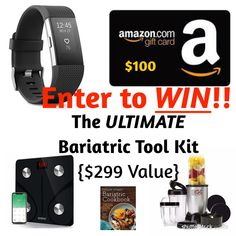 Enter To Win The ULTIMATE Bariatric Tool Kit! {$299 Value}