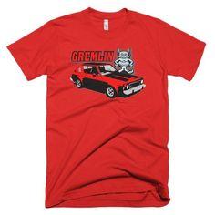 AMC Gremlin - Short sleeve men's t-shirt