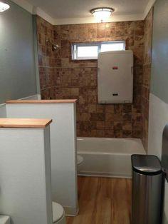 Child care home bathroom