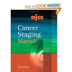 Cancer Staging Manual