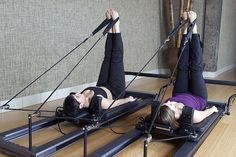 Beginner+Pilates+Reformer+Workout