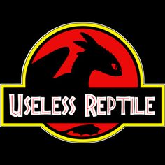 Useless Reptile is a T Shirt designed by sugarpoultry to illustrate your life and is available at Design By Humans