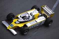 1980 Renault RE20 (Rene Arnoux)