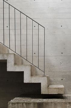 Casa BC / 3ARCH - industrial stairs