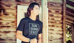 Summer Style_Sunshine State® #surf #summer #mens #surfshirt