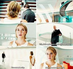─ The Divergent Series: Allegiant Official Teaser Trailer.