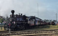 The California Western Railroad, better and more affectionately known as the Skunk Train, is a heritage railroad in Mendocino County that runs from the railroad's headquarters in the coastal town of Fort Bragg to the interchange with the Northwestern Pacific Railroad at Willits.