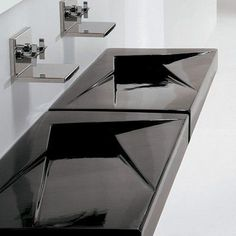 Buy the WS Bath Collections Black Direct. Shop for the WS Bath Collections Black Ceramica II Bathroom Sink Ceramic with Overflow and save. Black Bathroom Sink, Bathroom Sink Units, Contemporary Bathroom Sinks, Wall Mounted Bathroom Sinks, Bathroom Sink Faucets, Dark Bathrooms, Zen Bathroom, Concrete Bathroom, Washroom