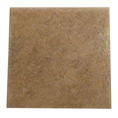 Ideal 457 X 457mm White Marble Winton Vinyl Tile 16