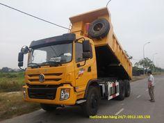 Dongfeng 3 chân Hoàng Huy, Dongfeng Trường Giang, Dongfeng Bình An. Xe ben 3 chân Dongfeng có mở bửng. Xe tải ben Dongfeng 3 chân giá tốt.