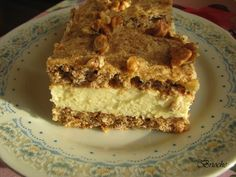 Mi tagadás Teller Cake blog-ja igen csak ihletett adott arra, hogy szabadidőm nagy részét további sütögetéssel töltsem... Éppen ezért a 22. blog... Hungarian Recipes, Cake Bars, Dessert Recipes, Desserts, Cakes And More, Cake Cookies, Nutella, Tiramisu, Cheesecake