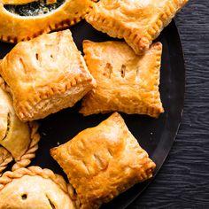 Halloween Ham and Cheese Hand Pies Recipe