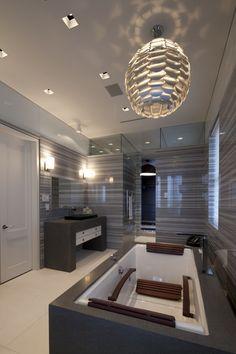 #mikewarren modern bathroom design