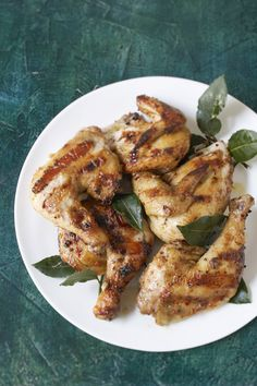 Portuguese-style chicken..I've eaten this once at the Ridgewood in my town..but would LOVE to learn the recipe :)