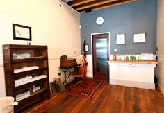 Baxter Finley, Barber & Shop (NOTCOT)