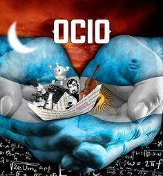 Portada para OCIO Suplemento Milenio, Especial FIL, Arte Digital por Scott Neri