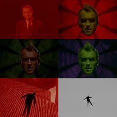 Alfred Hitchcock's Vertigo, Dream Sequence.