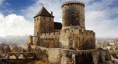 Bedzin Castle, Poland #travel #Poland