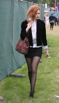 Karen Gillan – Celebrities in Nylons Karen Gillan, Karen Sheila Gillan, Pantyhose Outfits, Black Pantyhose, Nylons, Red Hair Woman, Gorgeous Redhead, Patterned Tights, Redhead Girl