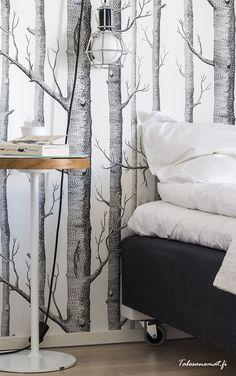work-valaisin Helsinki, Scandinavian Style, Chinoiserie, Decoration, Bedside, Curtains, Shower, Bedrooms, Design