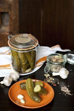 Deli Dill Pickles