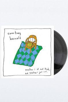 a20005e7171c Courtney Barnet - Sometimes I Sit & Think & Sometimes I just Sit Vinyle  Courtney Barnet