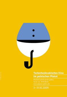 Contemporary Polish Poster