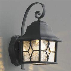 玄関照明激安ポーチライト・照明器具・ハンドメイドのポーチ灯
