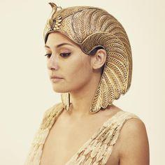 Cleopatra/ Egyptian mix Part 4 Egyptian Goddess, Egyptian Art, Egyptian Fashion, Egyptian Costume, Egyptian Jewelry, Ancient Egypt, Ancient Aliens, Ancient History, Headgear