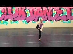 Club Dance Studio Leg Turns- Weekly Trick! - YouTube
