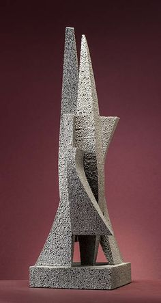 The Committee, a abstract sculpture by Richard Arfsten