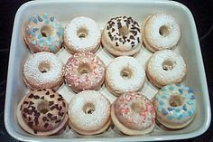 Donuts aus Quark - Öl - Teig für die Backform (Rezept mit Bild) | Chefkoch.de