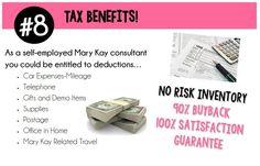 Tax Benefits!