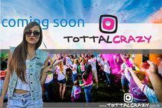 Breve lançamento do site e e-commerce TottalCrazy. By JOJOB Soluções.