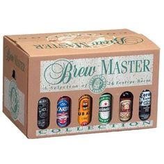 Brew Master 24 Bottle Gift Box