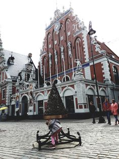 Sightseeing in Riga, Latvia Riga Latvia, Street View, Europe