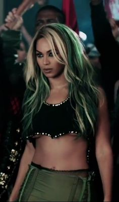 #beyoncé #superpower #green