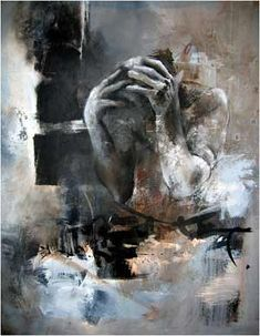 Magali Mélin – Artiste Peintre Contemporaine en expo permanente à la galerie SBK de Lyon II.